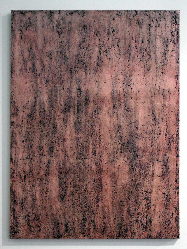 Garrett Pruter, Untitled 4, 2013, Photographic Pigments and Acrylicon Canvas, 90x60cm
