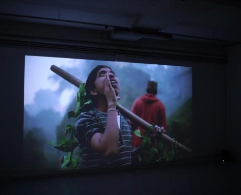 Léandre Bernard-Brunel, 2012, Colorature film HD, 25 min 50 s