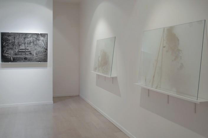 Guillaume Krattinger, Petites Epiphanies, vue de l'exposition