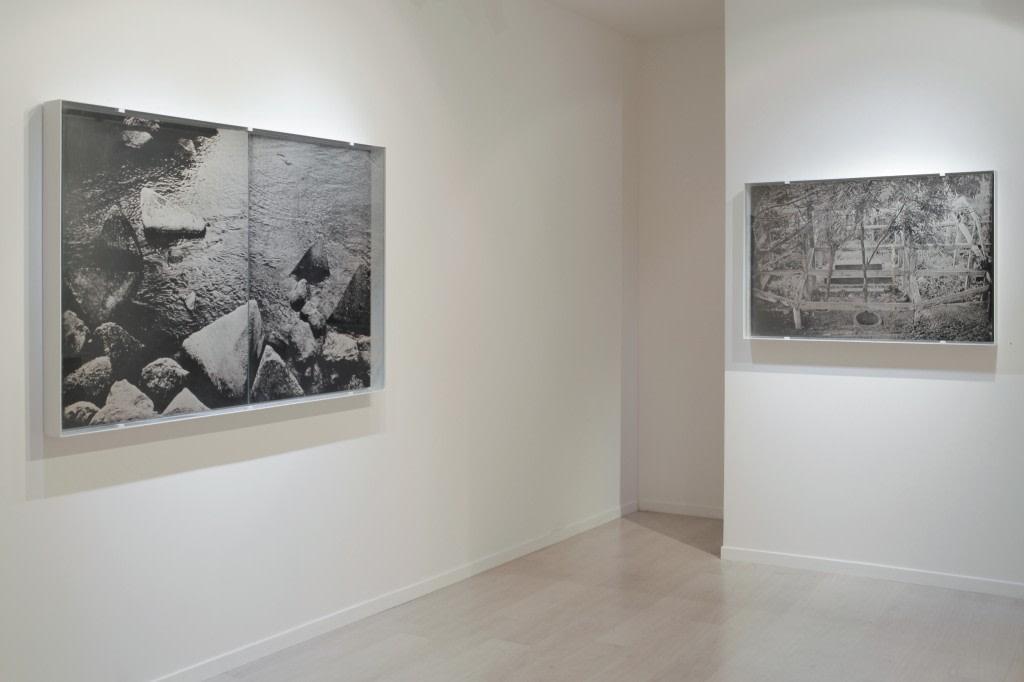 Guillaume Krattinger, Vue de l'exposition Petites Epiphanies