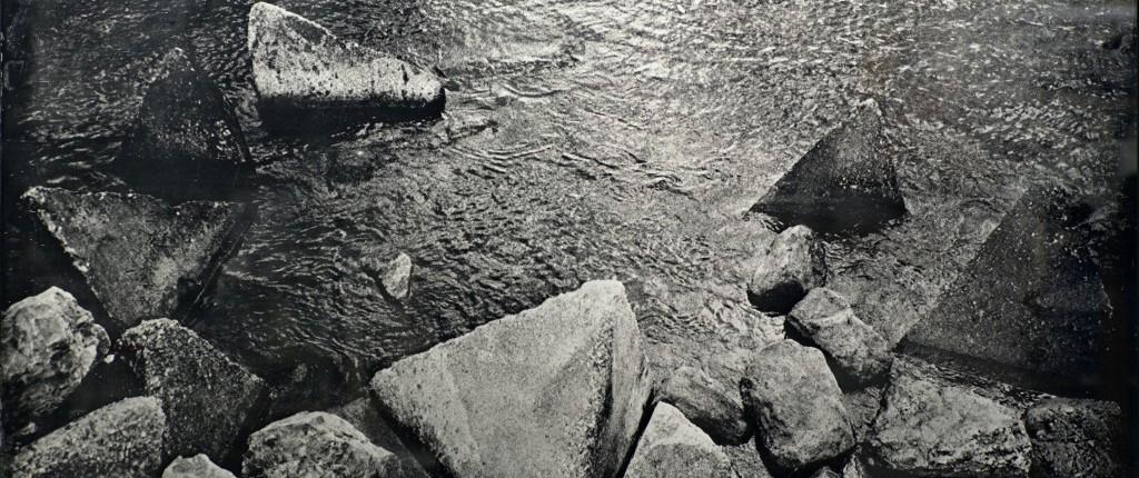 Guillaume Krattinger, Pyramides, 2014, ambrotype, 120 x 80cm
