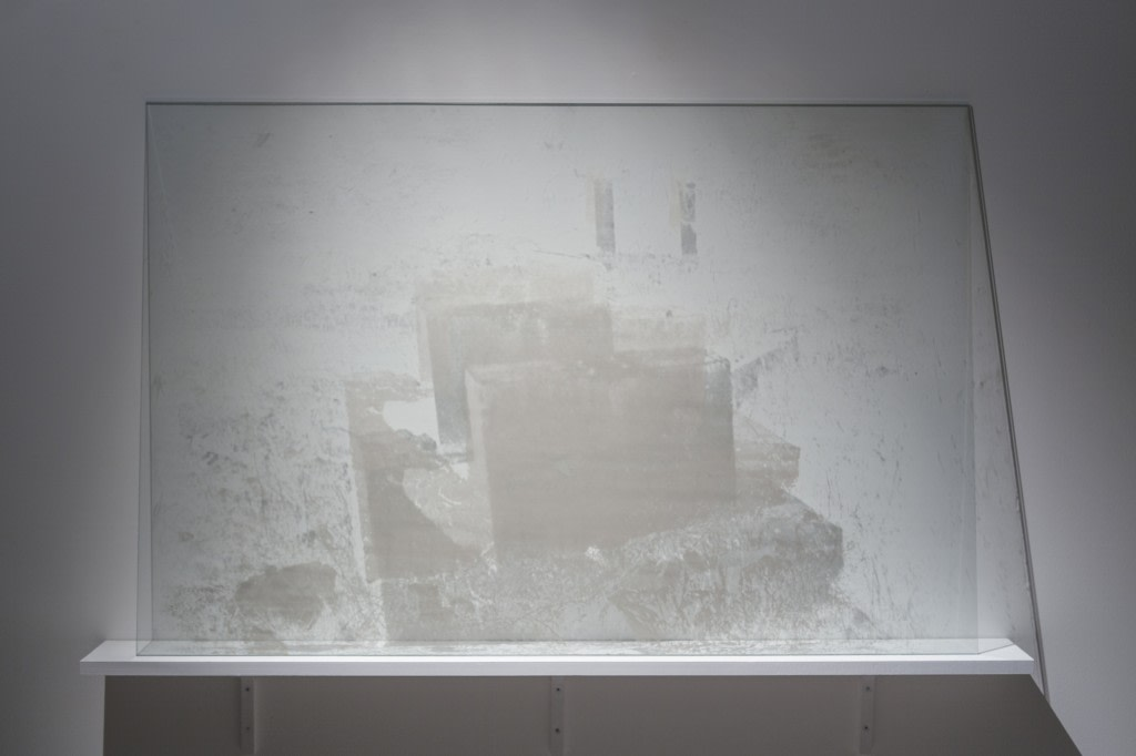 Guillaume Krattinger, Sans titre 1, 2014, ambrotype, 120 x 80 cm, ED 1/3