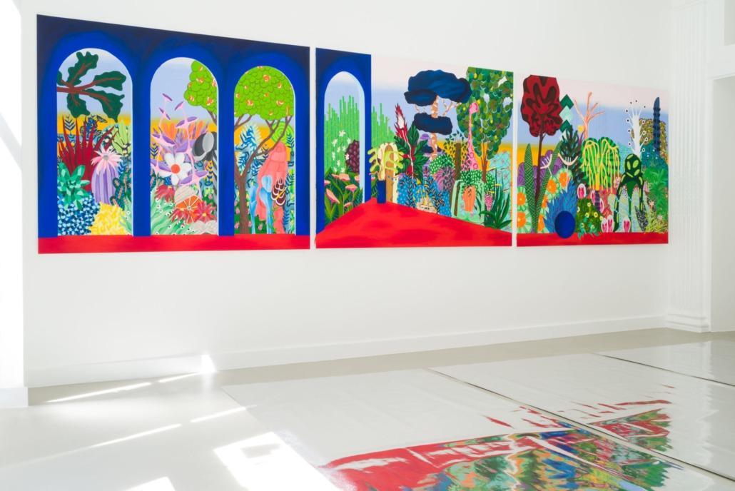 Hortus, Exhibition view , 2021