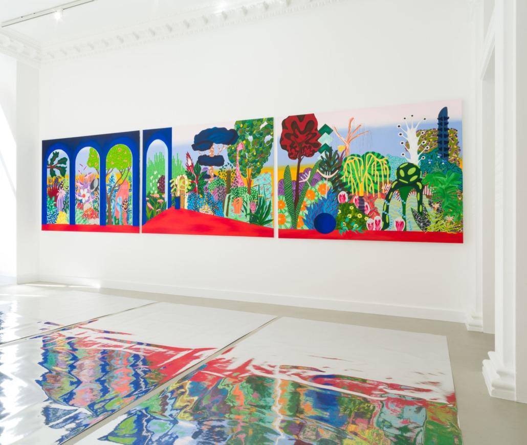Hortus, Exhibition view, 2021